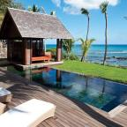 Selection of the best beach villas in Mauritius Island